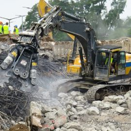 Why Hire Pros For Your Demolition